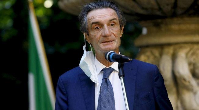 """Photo of Covid, Fontana: """"Ok dal ministero a discutere degli orari della scuola"""""""