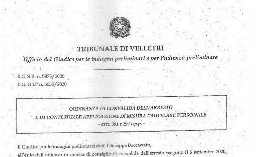 omicidio-willy-monteiro-duarte-testo-ordinanza-tribunale-velletri