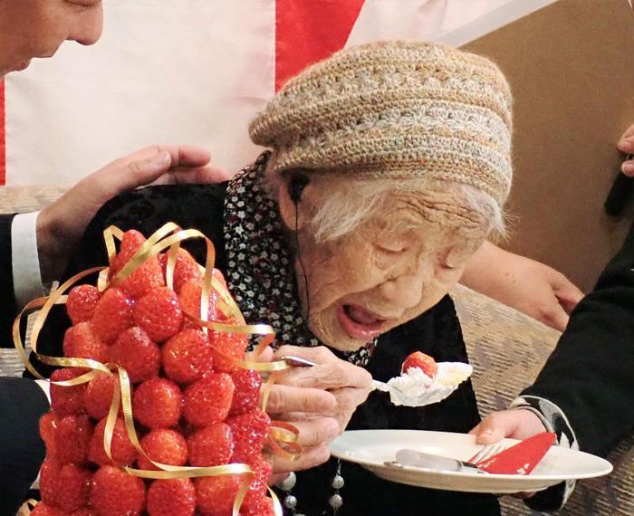 """Photo of Giappone: a quasi 118 anni diventa la più anziana del Paese, """"voglio arrivare in salute a 120 anni"""""""