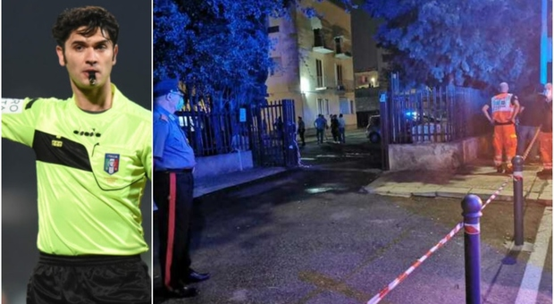 Photo of Lecce, ucciso l'arbitro De Santis e una donna in un condominio: visto scappare il Killer