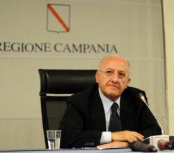 Campania nuovo consiglio regionale