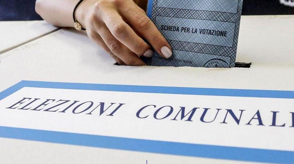 Elezioni comunali regione Campania diretta