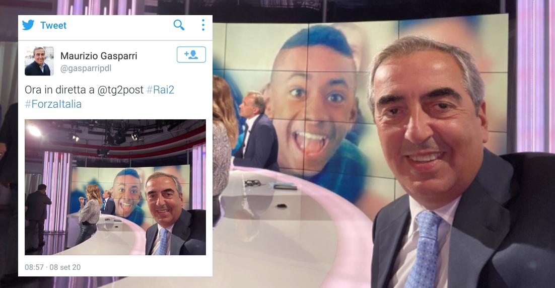 selfie-gasparri-foto-willy-omicidio-colleferro-rimosso