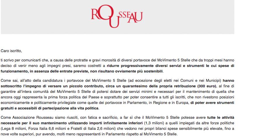 m5s-rousseau-iscirtti-parlamentari-stop-servizi