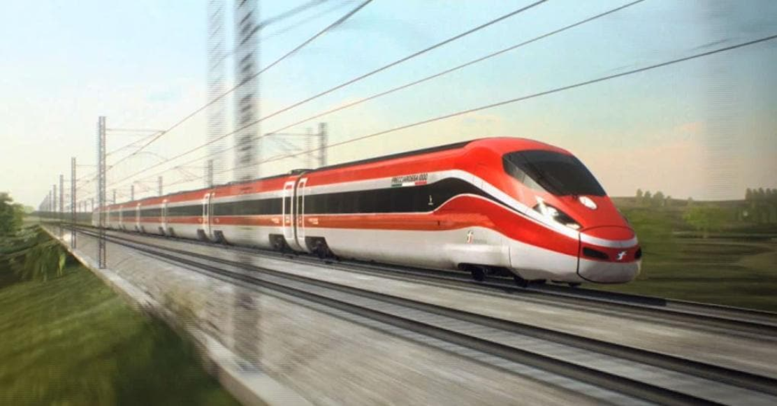 Photo of Treni alta velocità: si valuta l'aumento dei posti disponibili fino all'80%
