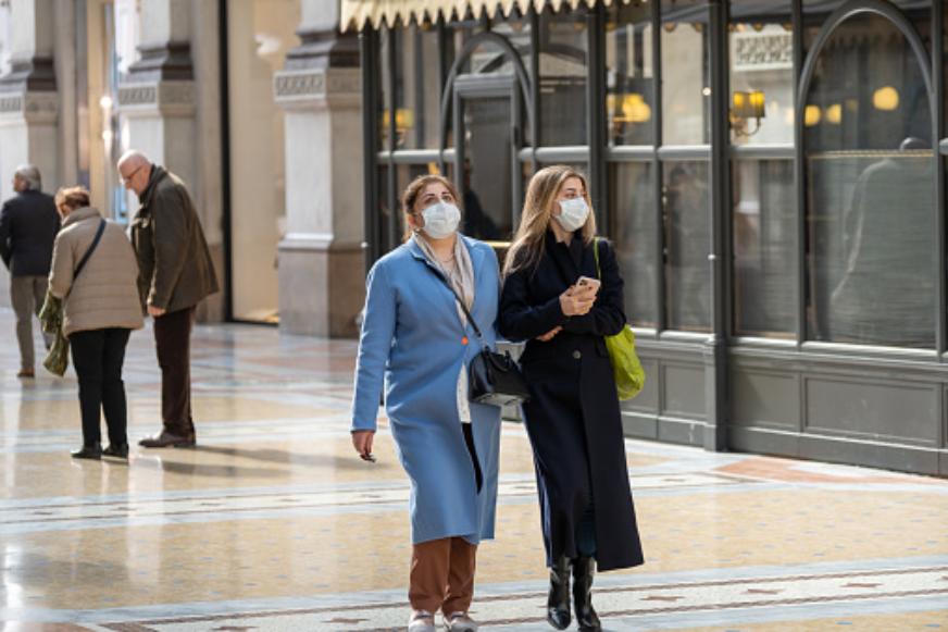 Photo of Covid, in Italia 700 morti al giorno prima del 2021 se non si usano le mascherine: lo dice uno studio americano