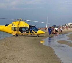 morto torvaianica spiaggia