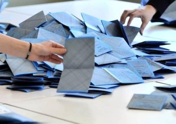 spoglio elettorale scrutini elezioni 2020