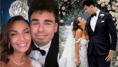 Matrimonio Elettra Lamborghini e Afrojack: la favola diventa realtà sul lago di Como
