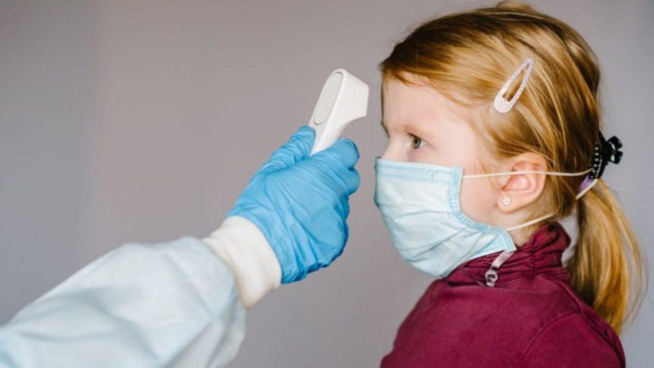 coronavirus campania termoscanner scuole