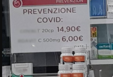 "Photo of Integratore per 'prevenire' il Covid, Burioni: ""Farmacisti si diano una regolata"""