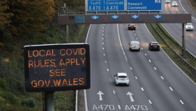 Photo of Covid in Galles: da venerdì scatta il nuovo lockdown di 17 giorni
