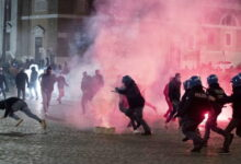 Photo of Coronavirus, proteste contro Dpcm: tensioni a Roma