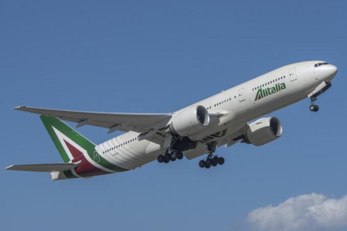 Photo of Alitalia riparte da Usa e Giappone: Fiumicino e Linate gli hub principali