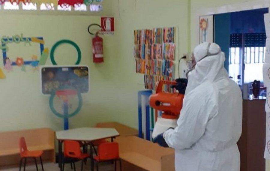 Coronavirus-campania-scuole-chiuse-campania-elenco-8-ottobre
