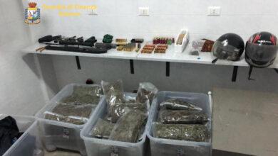 Photo of Scacco ad un sodalizio criminale nel Salernitano: confiscate armi e droga, 9 arresti | I NOMI