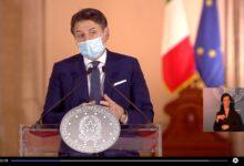 """Photo of Decreto ristori, Conte: """"Contributi sul conto corrente da metà novembre"""". DIRETTA"""