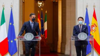 Photo of Italia – Spagna: il premier Conte incontra Pedro Sanchez a Palazzo Chigi