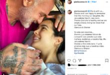 Photo of Gianluca Vacchi è diventato papà: è nata Blu Jerusalema, la sua prima figlia avuta da Sharon Fonseca