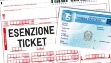 Photo of Emergenza covid: proroga automatica dell'esenzione ticket in Campania