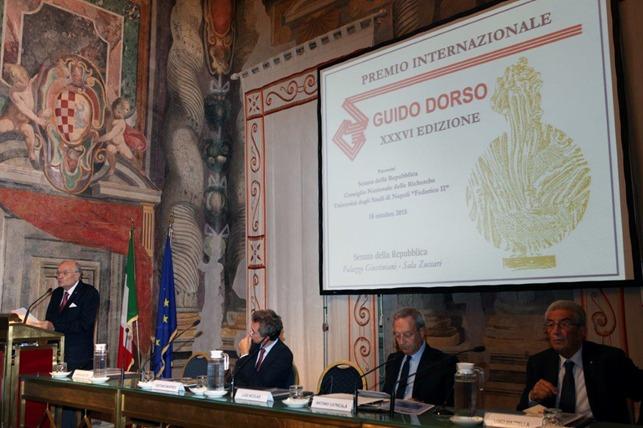 Photo of Il Premio Guido Dorso arriva alla 41esima edizione: un vero e proprio Nobel del Mezzogiorno