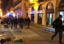 Photo of Dpcm, scontri e lancio di petardi a Palermo: feriti un operatore tv e alcuni poliziotti
