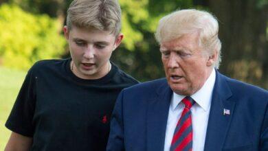 Photo of Donald Trump, anche il figlio Barron aveva contratto il coronavirus