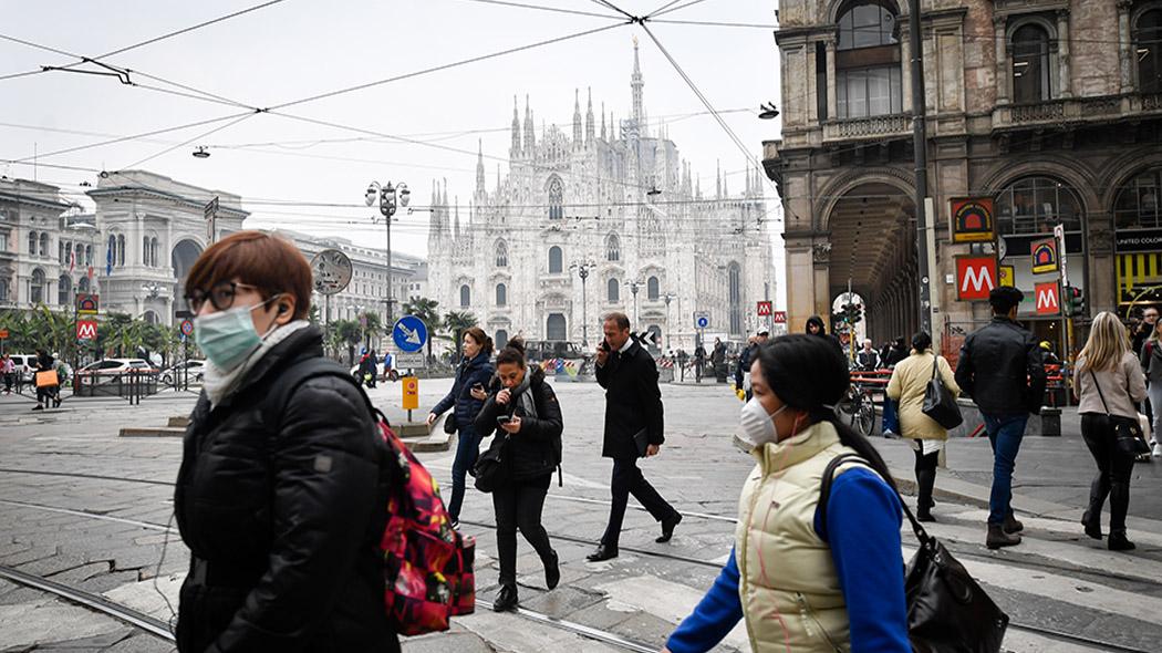 "Photo of Coronavirus in Lombardia: Gallera ""1.100 positivi nelle ultime 24 ore"""