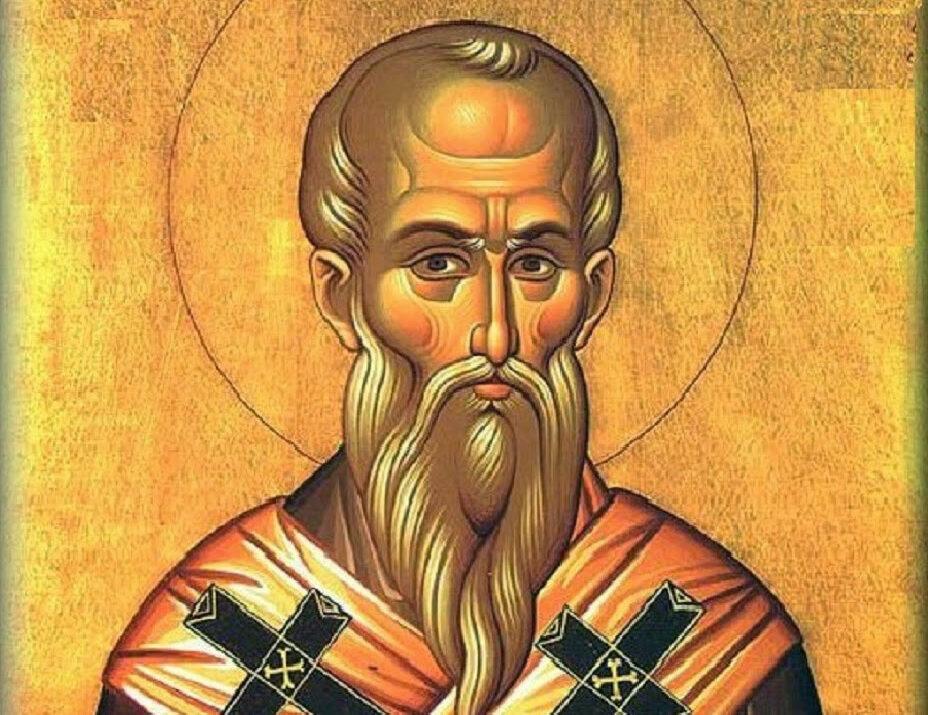 santo 13 ottobre San Teofilo Antiochia