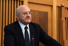 Photo of Covid, colloquio De Luca-Speranza: tavolo con il governo per un piano socio economico