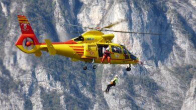 incidente-gran-sasso-alpinista-16enne-gravissimo