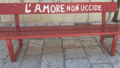 panchina rossa femminicidio violenza donne