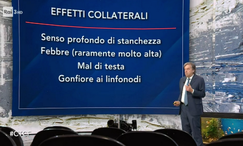 Burioni, tweet infelice: