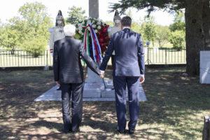 Mattarella e Pahor
