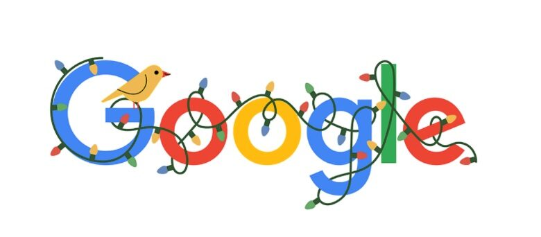 December global holidays Google doodle festività mondo