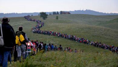 regione Veneto bando cammini 2