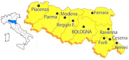 Province Emilia Romagna Cartina Politica.Elezioni Comunali 2021 In Emilia Romagna Dove Si Vota I Comuni