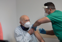 covid-vaccinato-roma-sami-modiano-sopravvissuto-auschwitz