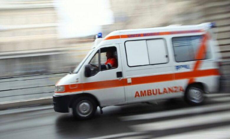 Roma auto precipita viadotto