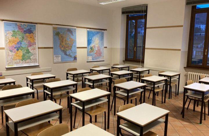 scuole-campania-zona-arancione-covid-domenica-21-febbraio
