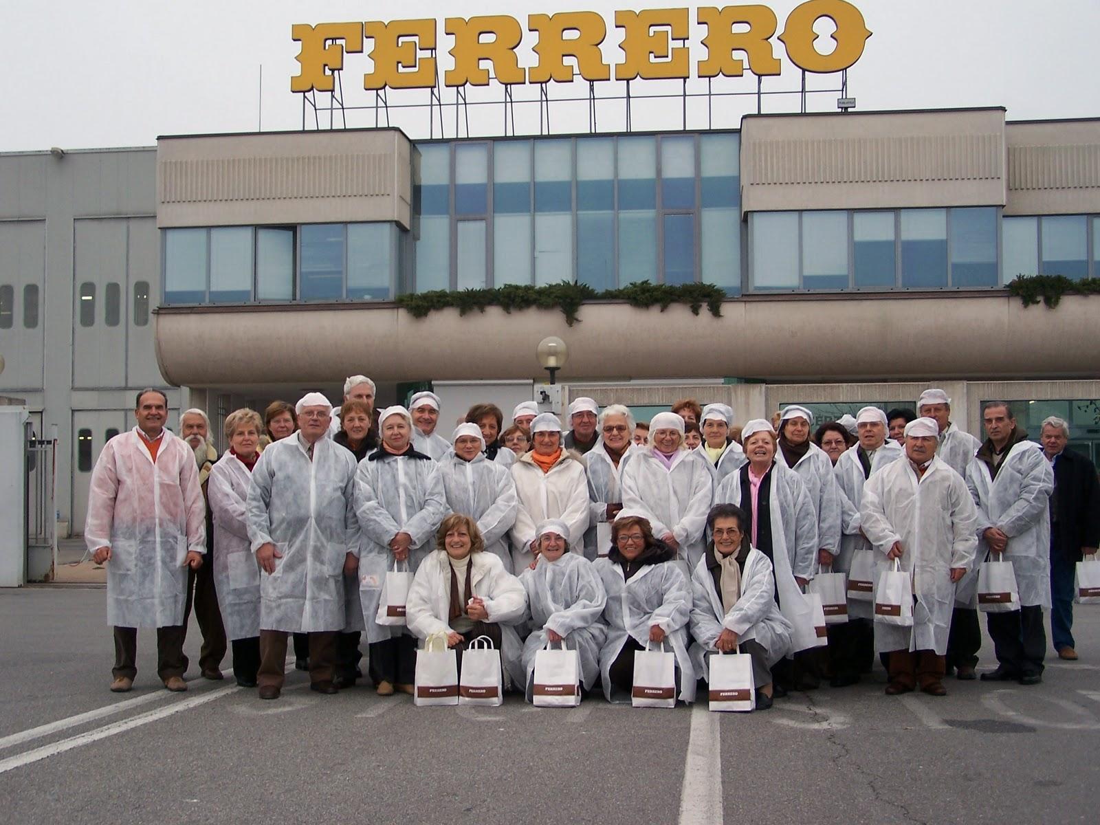 Ferrero_Lavoro
