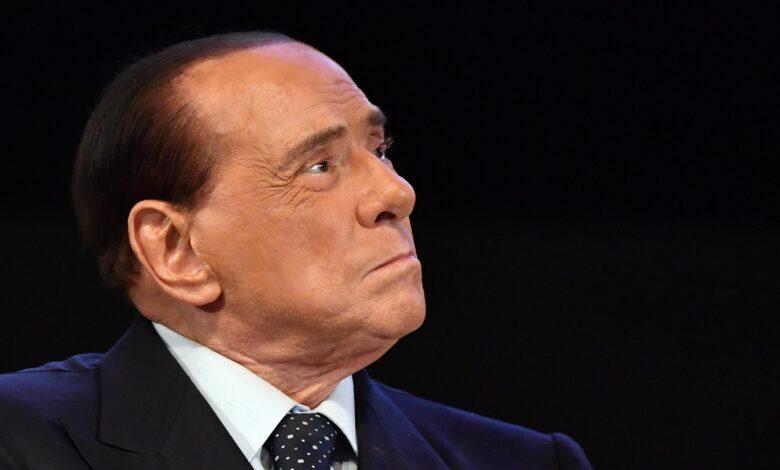 Silvio Berlusconi caduta come sta