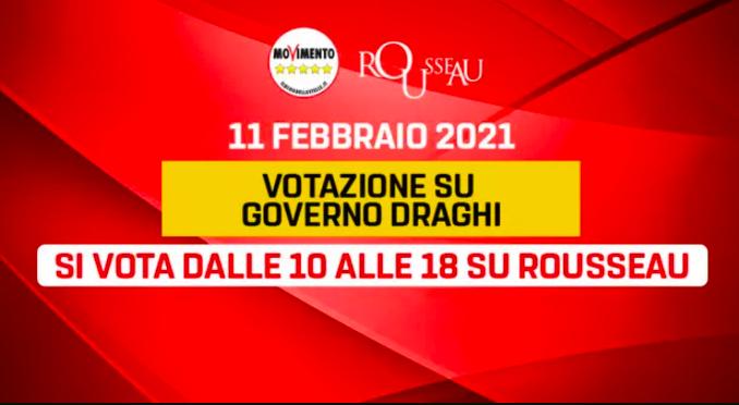 governo-draghi-domani-votare-rousseau