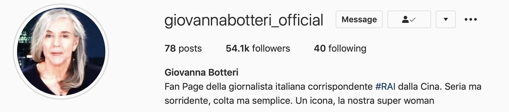Giovanna Botteri chi è Sanremo ospite
