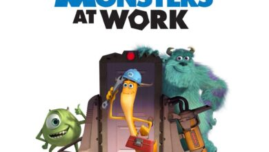 Monsters & Co at work serie tv