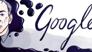 Boris Pasternak doodle google oggi dottor zivago