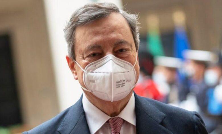 quando si vota fiducia Governo Draghi