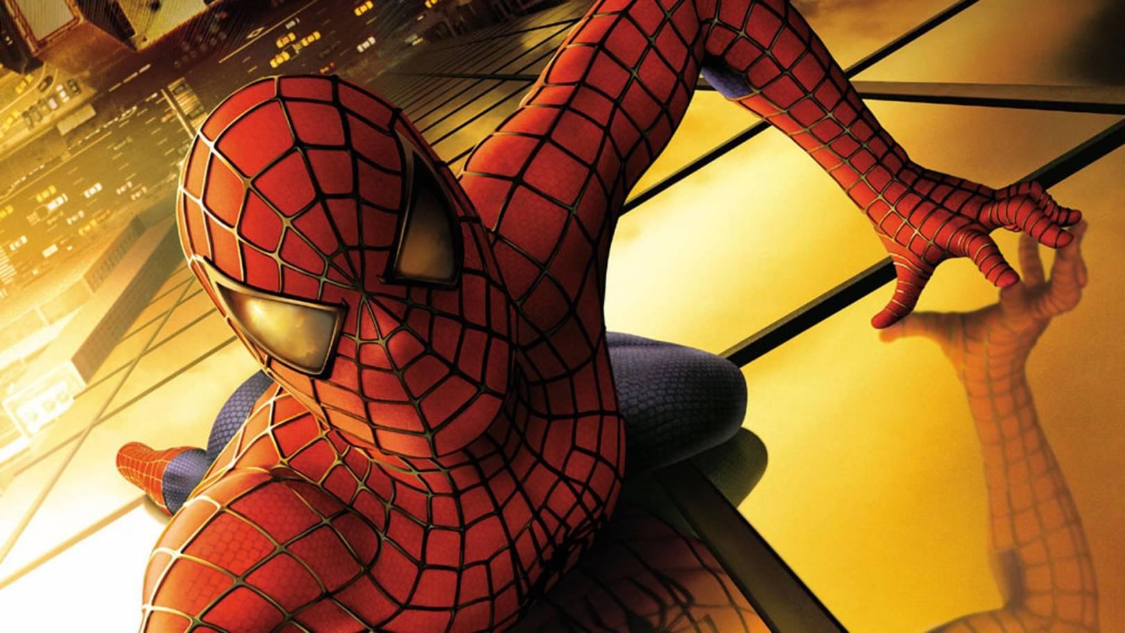 stasera tv spider man tobey Maguire
