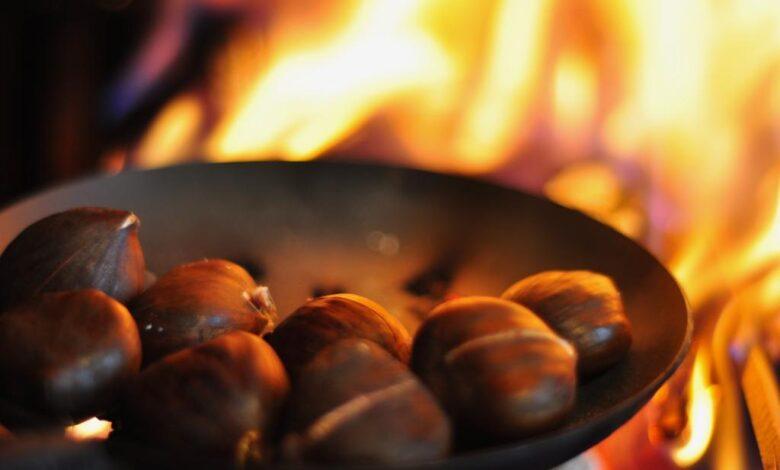togliere le castagne dal fuoco