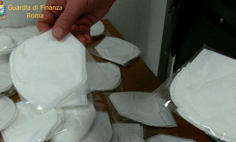 mascherine-cina-arresti-oggi-3-marzo-roma